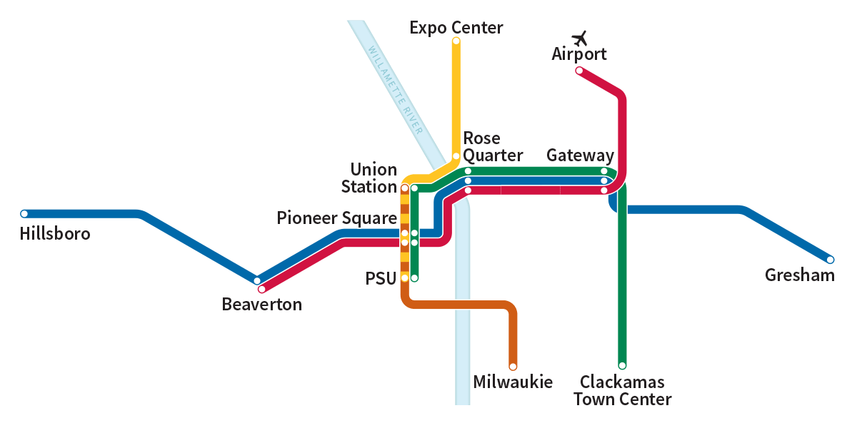 Max Red Line Map And Schedule